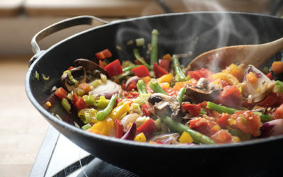 Thoughts on Cooking and Eating for Health and Wellness from Registered Dietitian, Sara Bloms