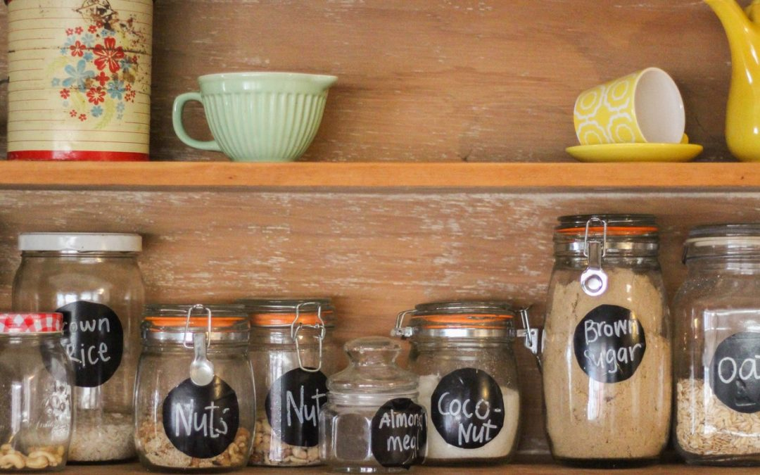 SHELF LIFE FOR PANTRY ITEMS