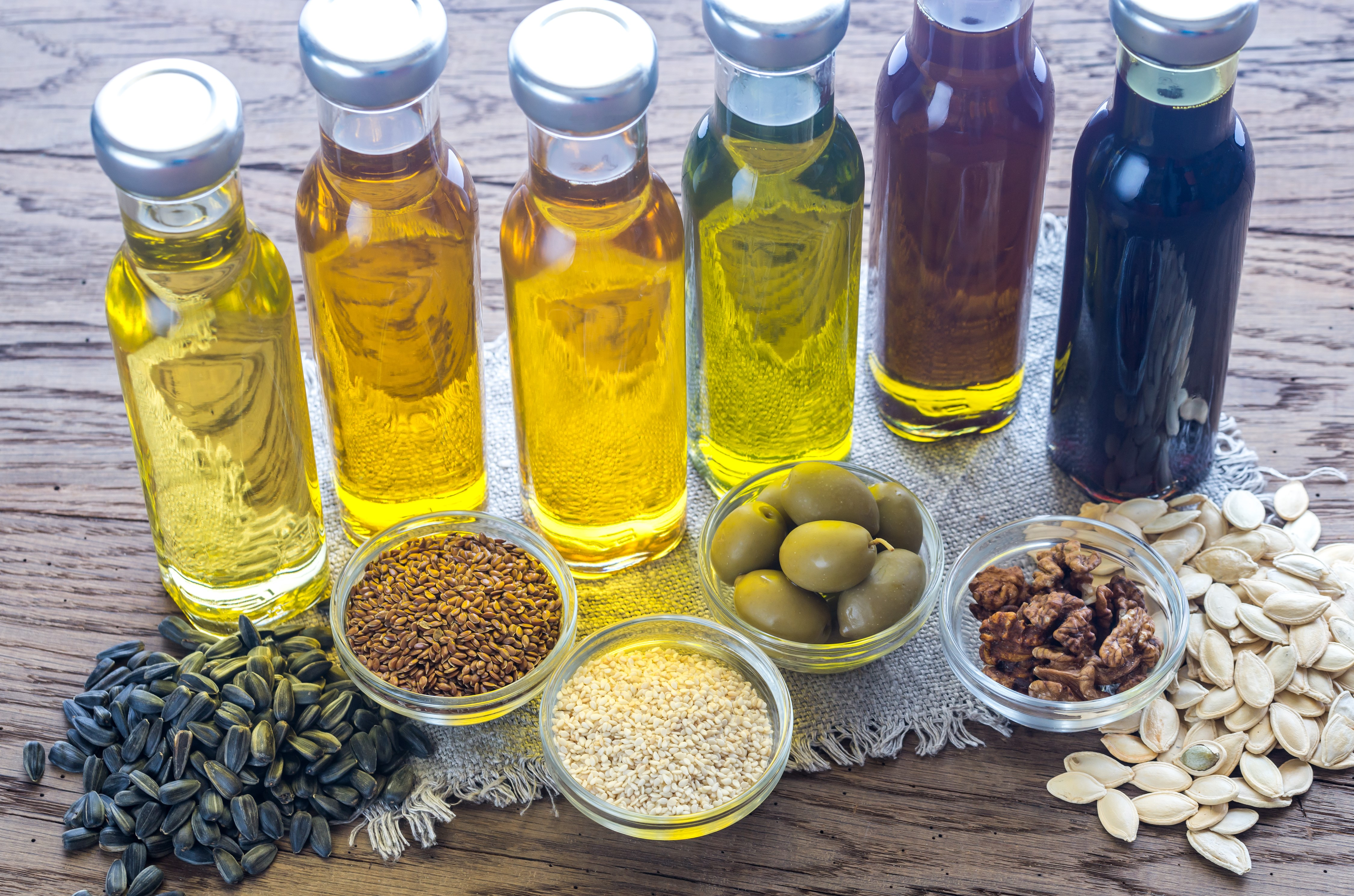 Healthy Cooking Oils (Updated)