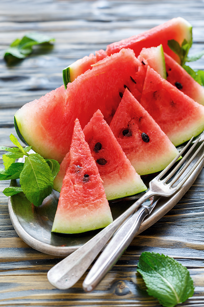 Happy National WATERMELON Month!