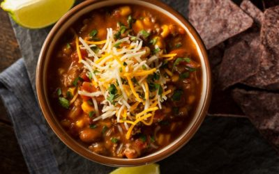 CHILI – With or Without Beans