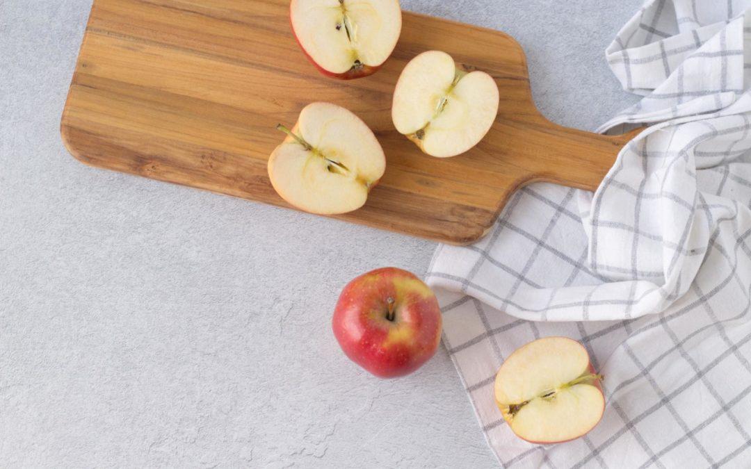 Cinnamon-Spiced Applesauce