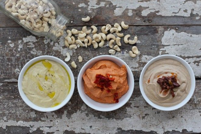 Cashew Cheese Spread