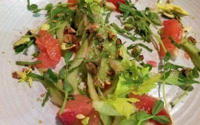 Blood Orange-Fennel Salad with Citrus Vinaigrette