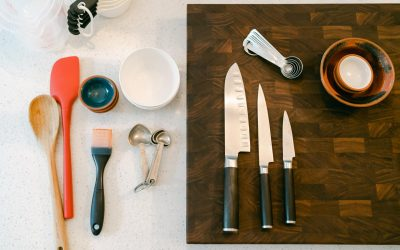 My Kitchenware Essentials List